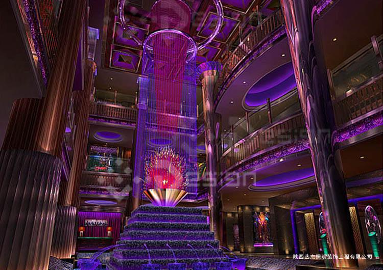 夜场酒店装饰工程9