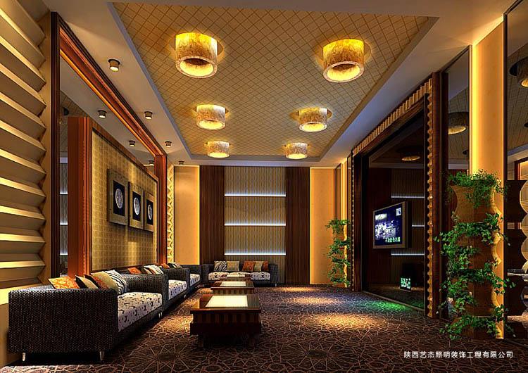 夜场酒店装饰工程7