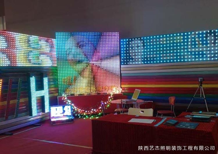LED炫彩屏9