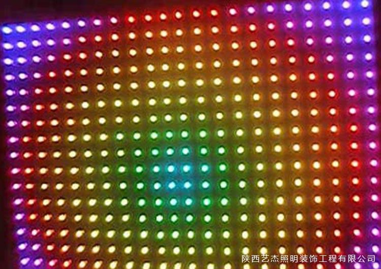 LED炫彩屏7