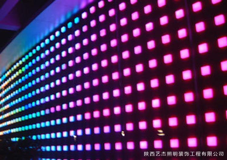 LED炫彩屏3